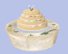 [B] Beach Wedding Cake