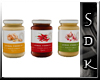 #SDK# Der Spice Bottles