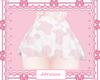 Pink Moo Skirt ღ