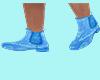 Boots Blue XxX 453