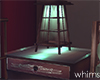 Sakura Table & Lamp