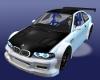 BMW M3 (WHITE) accessory