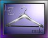 Hanger Avatar M (silver)