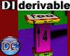 DI Deco Small Table
