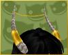 ~R~ Lamia Horns Green