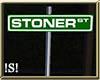 !S! Stoner St sign