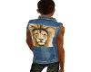 male lion top