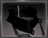 T! Dark Chained Collar M