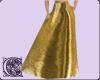 Gold Lame Skirt