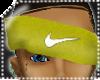 !LC™ Nike SweatBand Yell
