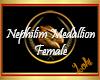 Nephilim Medallion - Fem