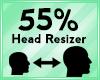 Head Scaler 55%