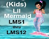 (kids) Lil Mermaid Song
