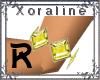 (XL)Yellow Tourm BraceR