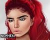 NP. Red Vanessa
