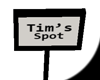 Tims spot sign