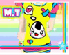 ~M.T~Kawaii RiceBall Tee