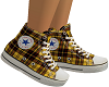Harvest Plaid Converse F