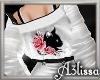 *MA* Flower cat jacket