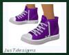 JT Converse F Purple