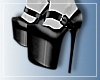 ⓩ Black Heels