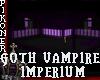 GOTH VAMPIRE IMPERIO