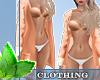 !Ⓜ bra + robe SORBET