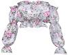Pink Flora Top