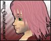 Sakura style hair