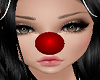 H/Red Rudolph Nose