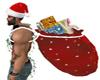 M/F Santa SackW/Toys