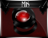 !Mk! Red Sphere Armband