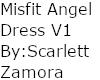 Misfit Angel Dress v1