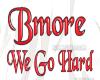 Bmore We Go Hard Tee
