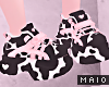 🅜 COW: moo sneakers