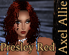 AA Presley Red