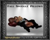 Fall Snuggle Pillows