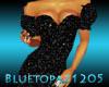 *BT*Black Ritz Dress