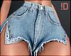 !D. Trash Shorts RL