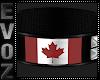 Canadian Flag Choker~F