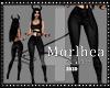 [MLA] Pant+Top black