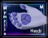 M  Aquarius Hands