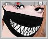☪ Teeth Face Mask.