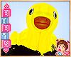 ! Kids Duck on Head