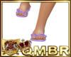 QMBR Kid Purple FlipFlop