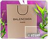 `K Shopping Bag