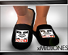 {x} Obey Slippers