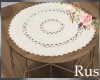 Rus: BOHO End Table