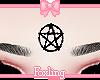 🎀Pentagram forehead