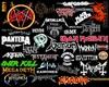 Metal Bands Poster